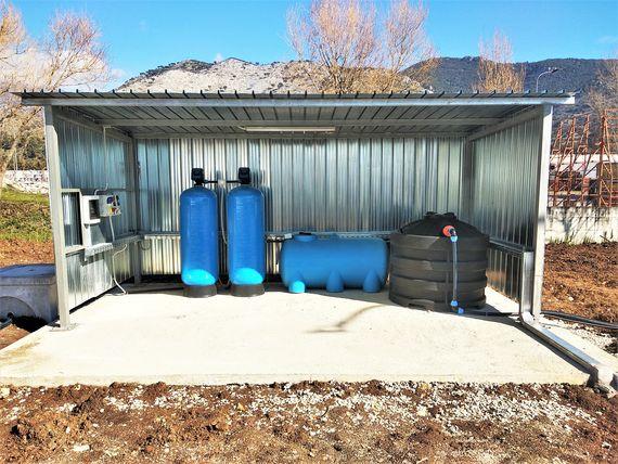 impianti e vasche di prima pioggia